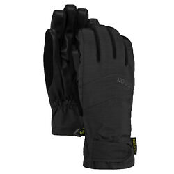 BURTON Womens 2018 Snowboard Snow Prospect Under Gloves Black $32.97