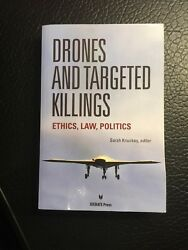 Drones and Targeted Killings $10.00