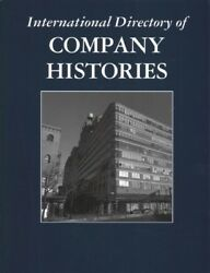 International Directory of Company Histories Hardcover by Long Steven (EDT)...