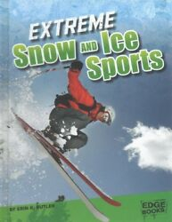 Extreme Snow and Ice Sports Library by Butler Erin K. Brand New Free ship...