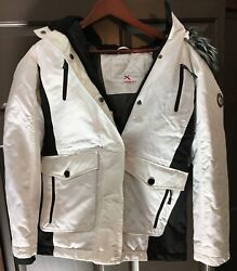 Womens ZeroXposur Pearl Winter Jacket with Removable Hood size S NEW $135.00