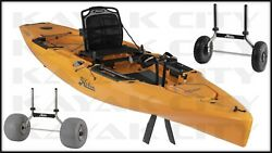 2019 Hobie Mirage Outback Kayak - Portage Package (Multiple Colors Available)