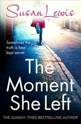 Moment She Left Paperback by Lewis Susan ISBN-13 9780099586555 Free shippi...
