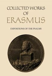 Expositions Of The Psalms Hardcover by Erasmus Desiderius; Baker-Smith Dom...