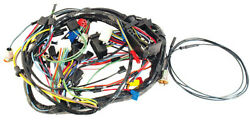 1967 Ford Mustang Dash Harness - With Tachometer & With Fog Lights (GT)