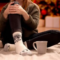 Women#x27;s Socks Lot Choose from Novelty Knee High Spa Luxe Cabin amp; Athletic $9.99