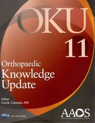 Orthopaedic Knowledge Update 11 Paperback by Cannada Lisa K. M.d. (EDT) I...