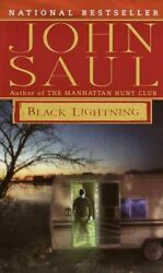 Black Lightning Paperback by Saul John; Grey Linda (EDT) Brand New Free ...
