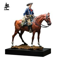 GENERAL GEORGE ARMSTRONG CUSTER (SON OF THE MORNING STAR)