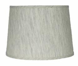 Urbanest French Drum Lamp Shade 10x12x8.5quot; $34.99