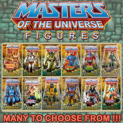 MASTERS OF THE UNIVERSE CLASSICS MOTU 6-inch Action Figure Series