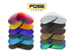 Fuse Lenses Polarized Replacement Lenses for Maui Jim Koki Beach MJ 433