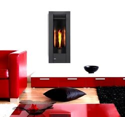 Napoleon GT8 TORCH Small Modern Gas Fireplace cw Face Kit