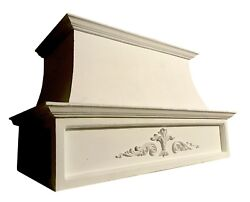 Stone Range Hood - Any Size Any Color - LAFAYETTE - Easy Install Free Samples