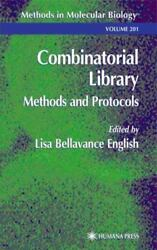 Combinatorial Library : Methods and Protocols Paperback by English Lisa B. ...