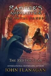 Red Fox Clan Hardcover by Flanagan John Like New Used Free shipping in th...