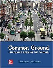 Common Ground : Integrated Reading and Writing Paperback by Hoeffner Lisa; ...