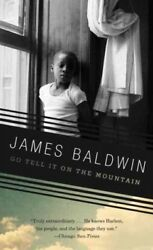 Go Tell It On The Mountain Paperback by Baldwin James Like New Used Free ...