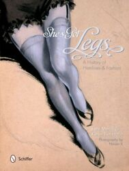 She's Got Legs : A History of Hemlines and Fashion Hardcover by Merrill Jan...
