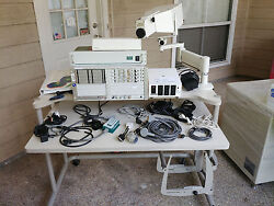 Veris Electrophysiology GRASS Telefactor Diagnostic Imaging System 5.0 w Extras