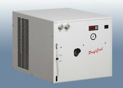 German Made Chiller 1kW with Heater 800 Watt;  Magnetic drive pump