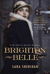 Brighton Belle Paperback by Sheridan Sara Like New Used Free shipping in ...