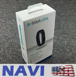 Fitbit Alta Fitness Wristband Activity Tracker Black  Blue  Plum  Teal  Pink