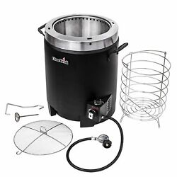Char-Broil Big Easy TRU-Infrared Oil-less Liquid Propane Turkey Fryer Outdoor