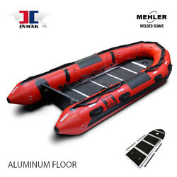 14.0 ft (430-SR-HD-S) INMAR Search & Rescue - Military Grade Inflatable Boat