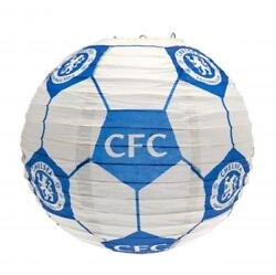Chelsea Football Club 30cm Concertina Paper Light Shade Crest Badge Official $19.95