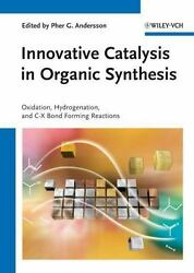 Andersson-Innovative Catalysis (UK IMPORT) BOOKH NEW