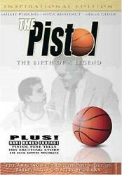 The Pistol: The Birth of a Legend (DVD 2009 Inspirational Edition) New