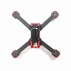 TransTEC Fatty 218 3K 4mm Carbon Fiber Racing Quadcopter Frame 218mm Rack for $34.14