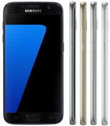 Samsung Galaxy S7 32GB T-Mobile Unlocked 4G LTE GSM Smartphone FAIR Used