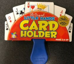 Little Hands Card Holder Help You Child Learn To Play Cards With Ease.