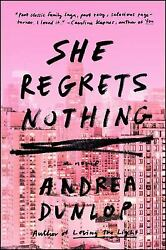 She Regrets Nothing: A Novel-ExLibrary