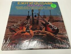 Exotic Guitars Holly Holy R8073 Lp Record $7.12