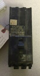 Square-D 100 Amp 240 Vol 3 Phase Commercial Circuit Breaker $109.00