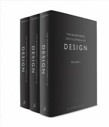 Bloomsbury Encyclopedia of Design Hardcover by Edwards Clive (EDT) ISBN 14...