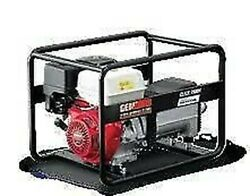Power generator electric engine-generator diesel monophase 5Kw Genmac Clik