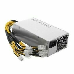 APW3 Bitmain Power Supply Antminer 12V 1600W PSU FREE SHIPPING USA Tested $29.99