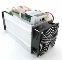 Antminer L3 Miner Litecoin ASIC Scrypt 504MH s Tested Fully Working USA $49.99