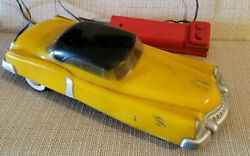 VINTAGE WIRED CONTROL LINE REMOTE CONTROL CAR EARLY GENERATION REMOTE TOY $29.99