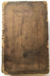 Early American Bible  First folio & illustrated Bible in English printed