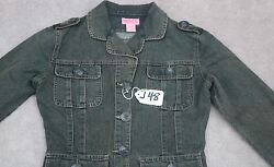 SHE'S COOL WOMEN JEAN JACKETTOP Size - S. TAG NO. J48