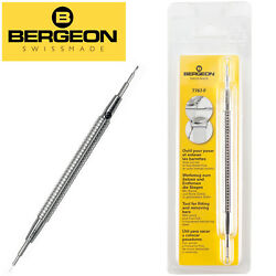 Bergeon 7767-F Spring Bar Tool for Watch Bands Swiss Made (6767-F) - NEW