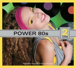 Power 80s Audio CD By Various VERY GOOD $11.53