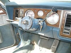 1977 Buick Riviera Tilt Steering Column with Cornering Lamps