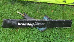 Brandon Jones Roof Rail Race Used Sheetmetal Menards Wall Art Man Cave She Shed