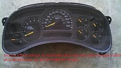CHEVROLET TAHOE SILVERADO INSTRUMENT GAUGE CLUSTER REPAIR KIT 2003 2004 2005 06